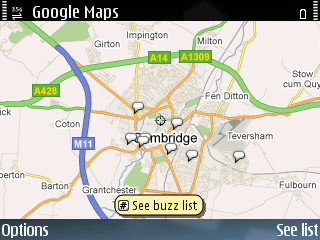 Buzz around Cambridge